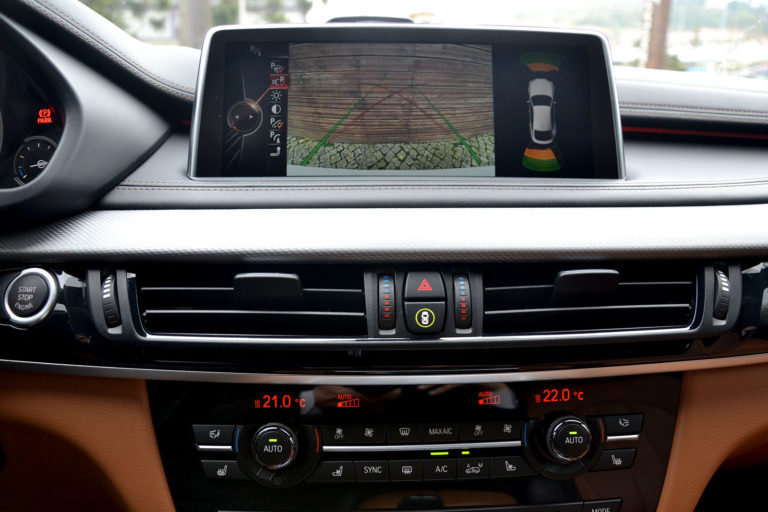 BMW X6 M50d XDrive