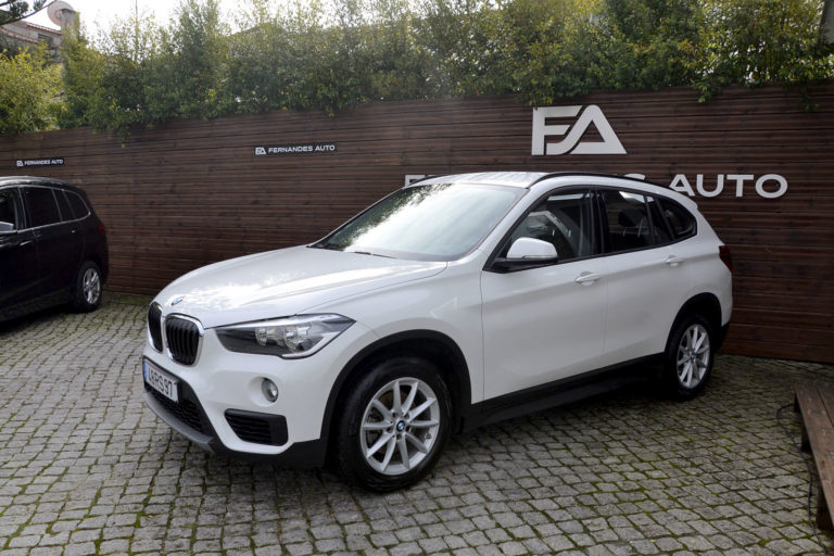 BMW X1 16 D SDrive