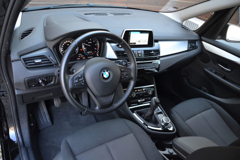 BMW 216 Gran Tourer D 7L Advantage