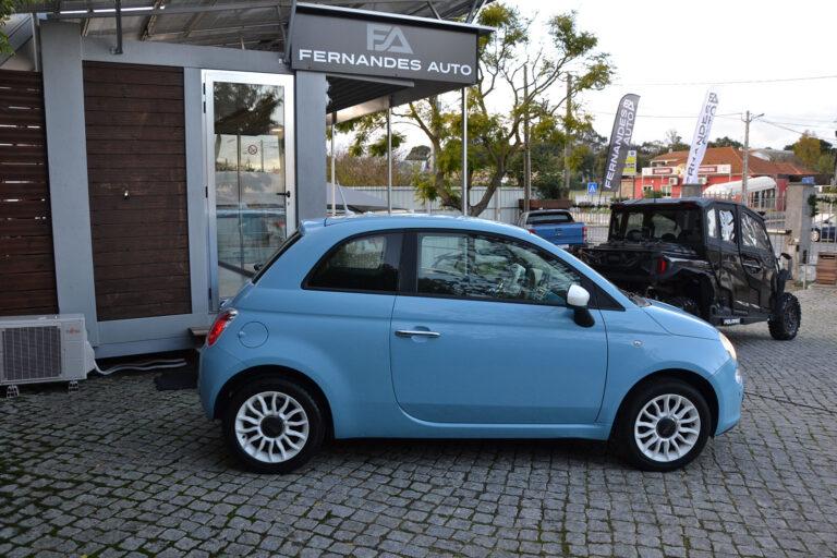 Fiat 500 1.2 Lounge
