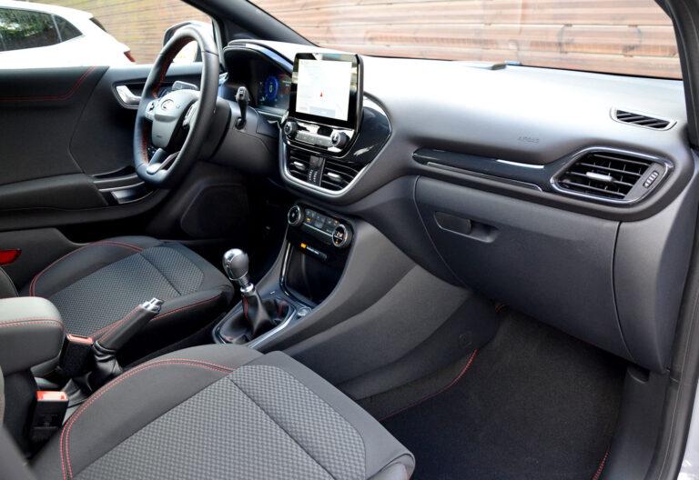 Ford Puma 1.0 EcoBoost MHEV ST-Line