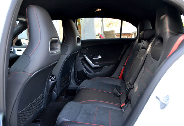 Mercedes-Benz A 45 AMG S 4Matic+