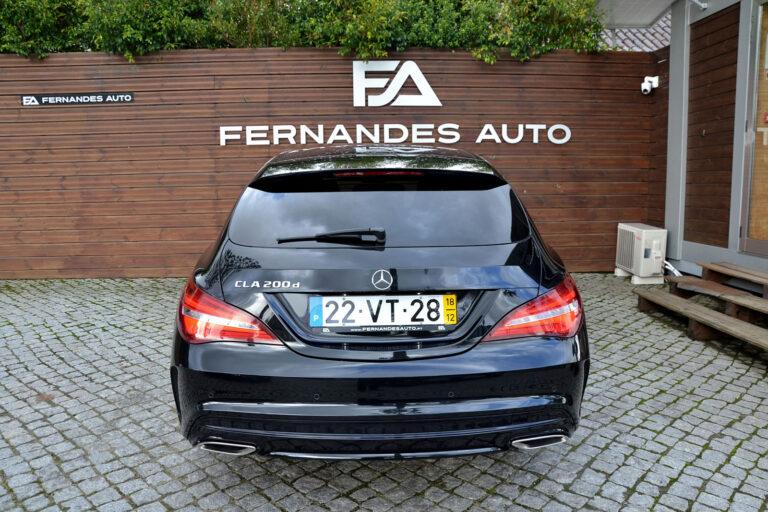 Mercedes-Benz CLA 200 D AMG Line