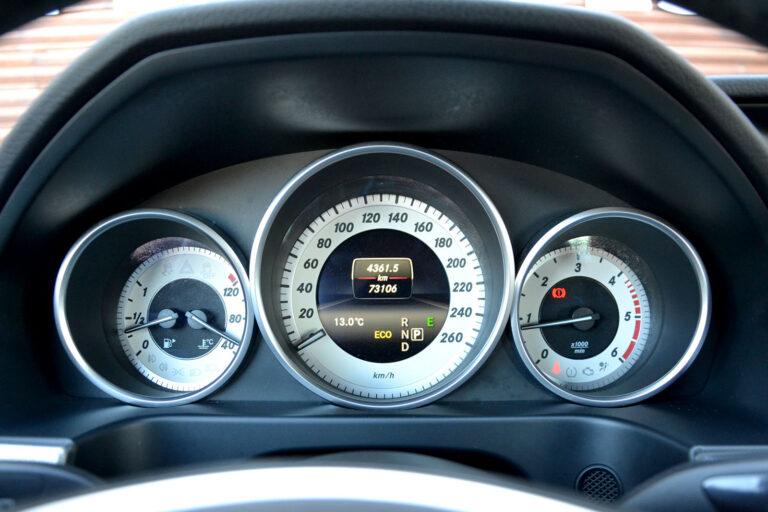 Mercedes-Benz E 250 BlueTEC Avantgarde