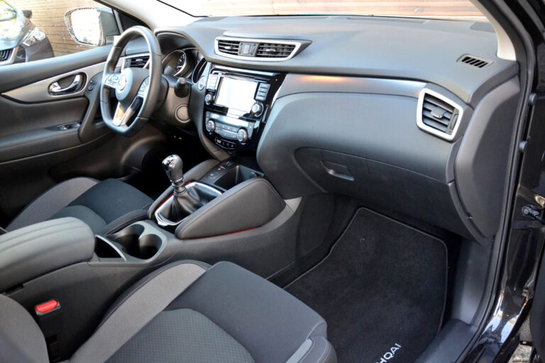 Nissan Qashqai 1.3 DIG-T N-Connecta J18