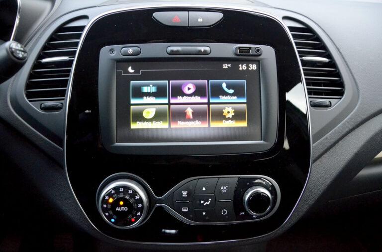 Renault Captur 0.9 TCE Exclusive