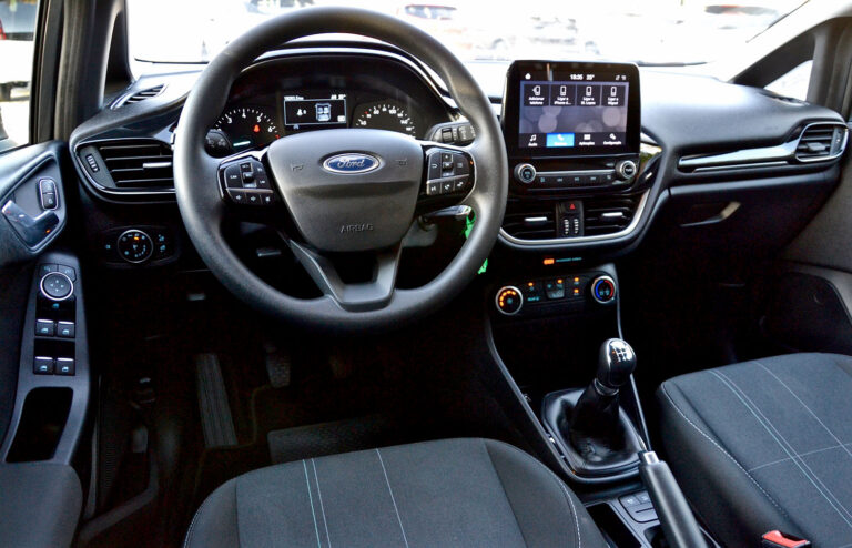 Ford Fiesta 1.1 Ti-VCT Connected