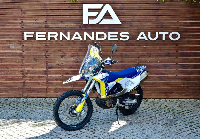 Husqvarna FE 701 Enduro MY 2021