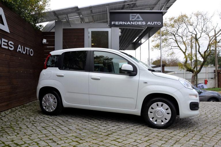 Fiat Panda 1.2 Lounge 119g