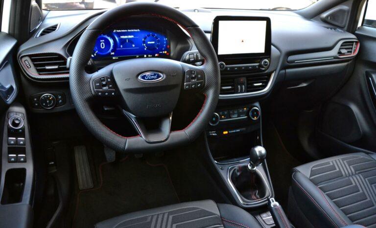 Ford Puma 1.0 EcoBoost MHEV ST-Line X