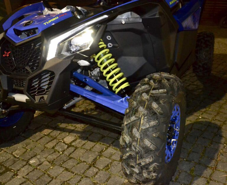 Bombardier CAN-AM Maverick X RS